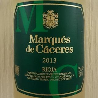 Marqués de Cáceres Bianco