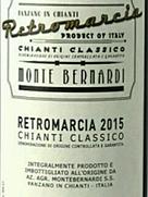 モンテ・ベルナルディ レトロマルチャ キャンティ・クラシッコ