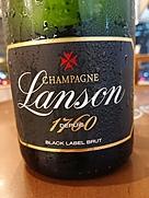 ランソン ブラック・ラベル ブリュット