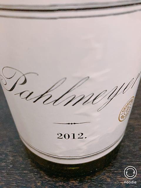 Pahlmeyer Chardonnay Napa Valley