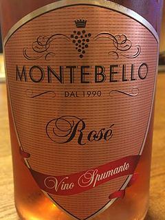 MonteBello Rosé Spumante