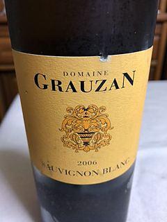 Dom. Grauzan Sauvignon Blanc