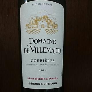 Dom. de Villemajou Corbières Blanc(ドメーヌ・ド・ヴィルマジュー コルビエール ブラン)