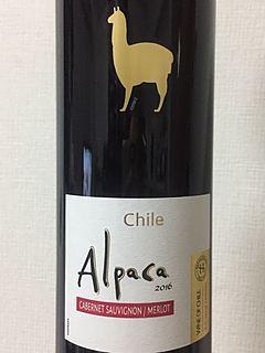 Alpaca Cabernet Sauvignon Merlot(アルパカ カベルネ・ソーヴィニヨン メルロー)