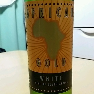 African Gold White