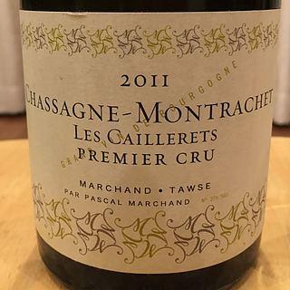 Marchand Tawse Chassagne Montrachet 1er Cru Les Caillerets Blanc