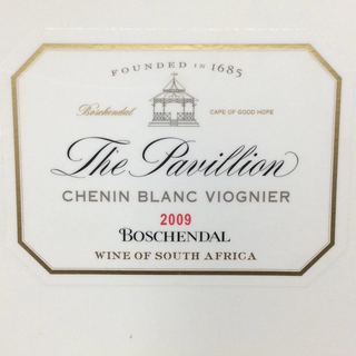Boschendal The Pavillion Chinin Blanc Viognier