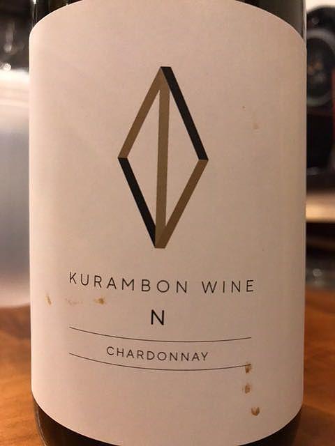 Kurambon Wine N Chardonnay(クラムボン・ワイン エヌ シャルドネ)