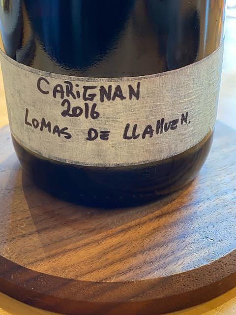 Viña Lomas de Llahuen Remolienda Carignan