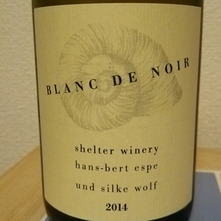 Shelter Winery Blanc de Noir