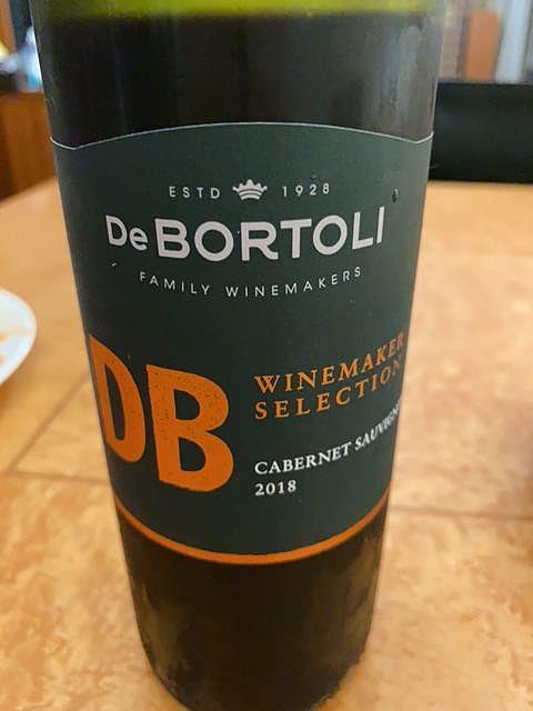 De Bortoli DB Winemaker's Selection Cabernet Sauvignon(デ・ボルトリ ワインメーカーズ・セレクション カベルネ・ソーヴィニヨン)