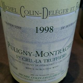 Michel Colin Deléger et Fils Puligny Montrachet 1er Cru La Truffiere