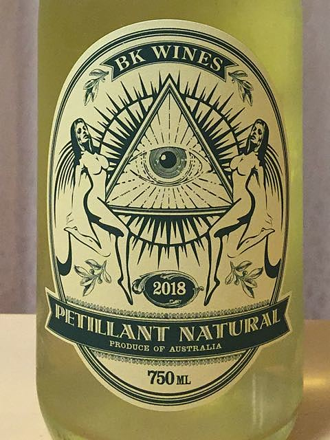 BK Wines Pétillant Naturel