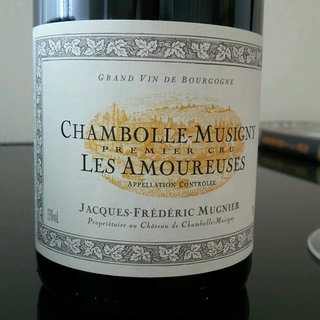 Jacques Frederic Mugnier Chambolle Musigny 1er Cru Les Amoureuses
