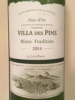 Villa des Pins Blanc Tradition