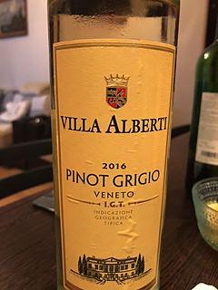 Villa Alberti Pinot Grigio