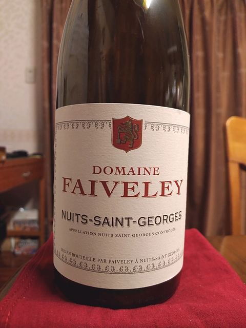 Dom. Faiveley Nuits Saint Georges