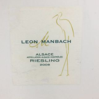 Leon Manbach Riesling