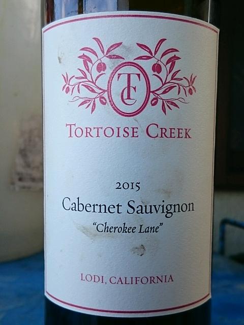 Tortoise Creek Le Charmel Côtes de Provence Rosé