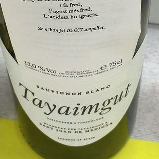 Tayaimgut Sauvignon Blanc(タヤイムグット ソーヴィニヨン・ブラン)