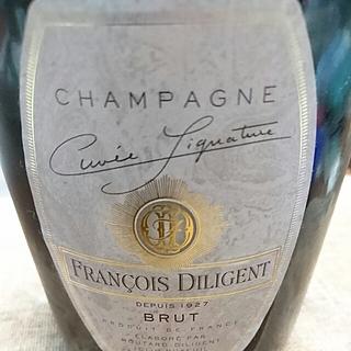 François Diligent Cuvée Signature Brut