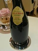 ゴッセ セレブレス ヴィンテージ エクストラ・ブリュット(2002)