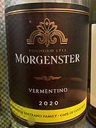 モーゲンスター ヴェルメンティーノ(2020)