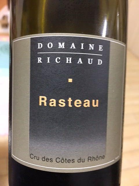 Dom. Richaud Rasteau