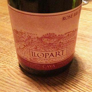 Llopart Rosé Brut