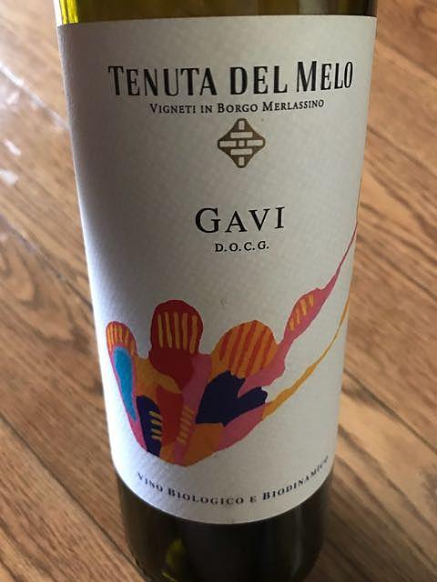 Tenuta del Melo Gavi(テヌータ・デル・メロ ガヴィ)