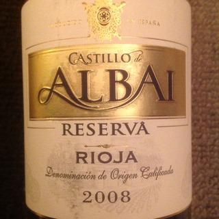 Castillo Albai Rioja Reserva