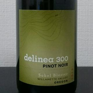 Sokol Blosser Delinea 300 Pinot Noir