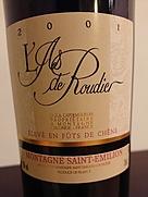 L' As de Roudier(2001)