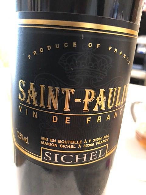 Sichel Saint Paulin Rouge