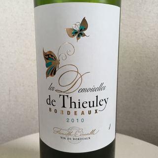 Les Demoiselles de Thieuley Blanc