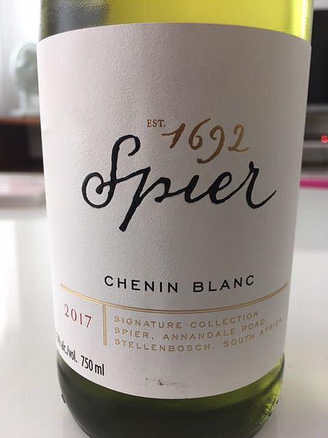 Spier Signature Chenin Blanc