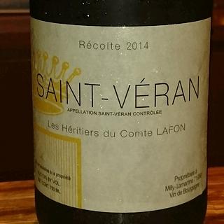 Les Héritiers du Comte Lafon Saint Véran