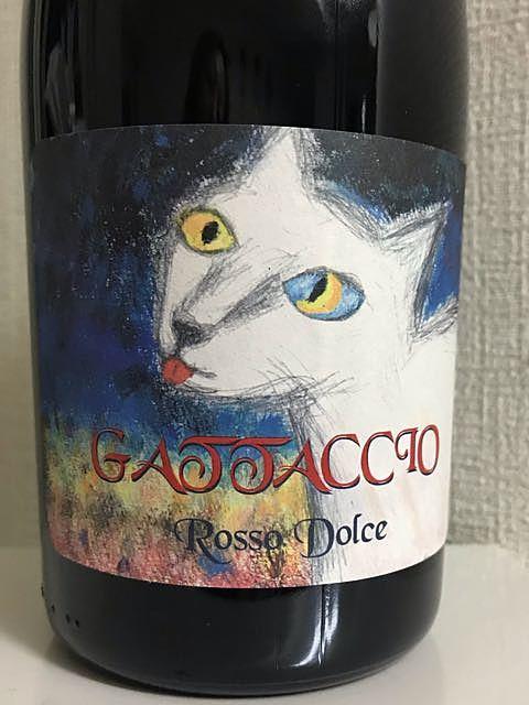 Gattaccio Rosso Dolce(ガタッチョ ロッソ・ドルチェ)
