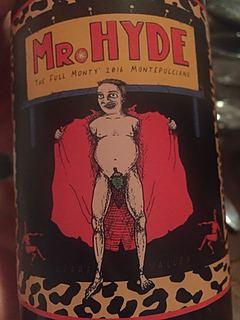 Mr. Hyde The Full Monty Montepulciano(ミスター・ハイド ザ・フル・モンティ モンテプルチアーノ)