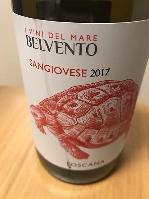 Belvento Sangiovese(ベルヴェント サンジョヴェーゼ)