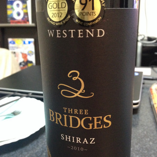 Calabria (Westend) 3 Three Bridges Shiraz