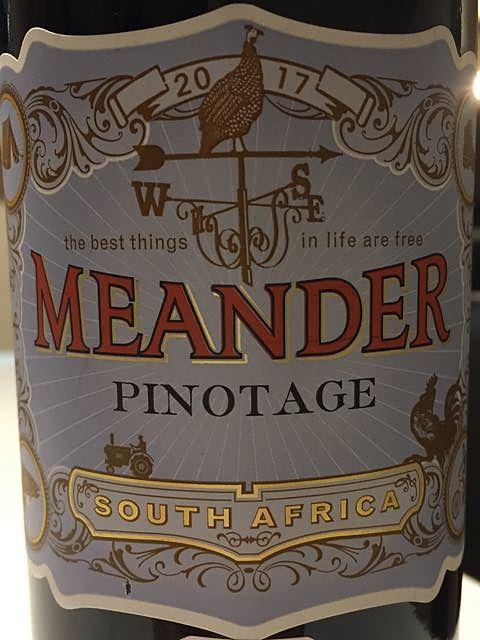 Meander Pinotage(メアンダー ピノタージュ)