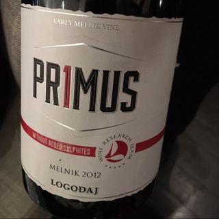 Logodaj Primus Melnik