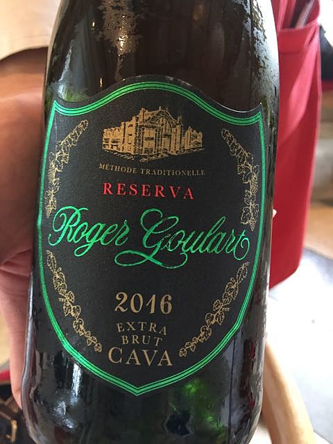 Roger Goulart Reserva Extra Brut (Black Label)