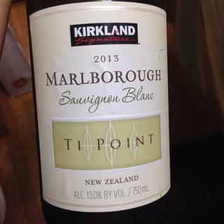 Kirkland Signature Marlborough Ti Point Sauvignon Blanc(カークランド・シグネチャー マールボロ ティー・ポイント ソーヴィニヨン・ブラン)