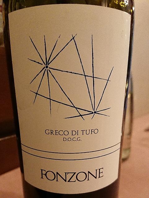 Fonzone Greco di Tufo(フォンツォーネ グレコ・ディ・トゥーフォ)