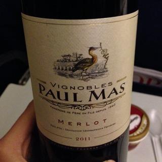 Vignobles Paul Mas Merlot