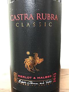 Castra Rubra Classic Merlot & Malbec