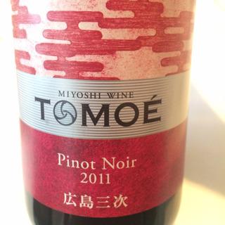 広島三次 TOMOÉ Pinot Noir