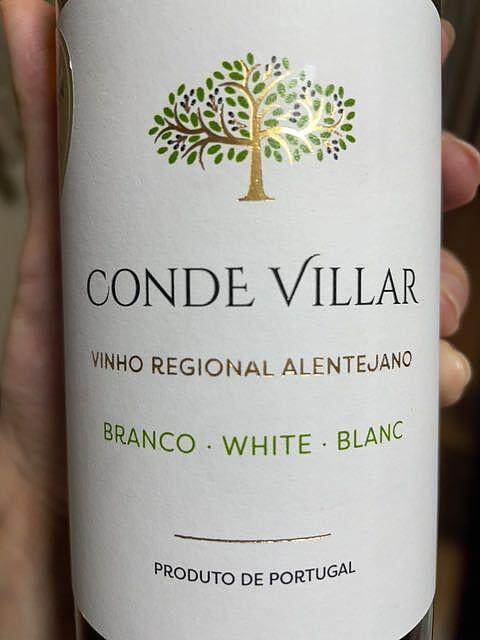Conde Villar Tinto(コンデ・ヴィラー ティント)